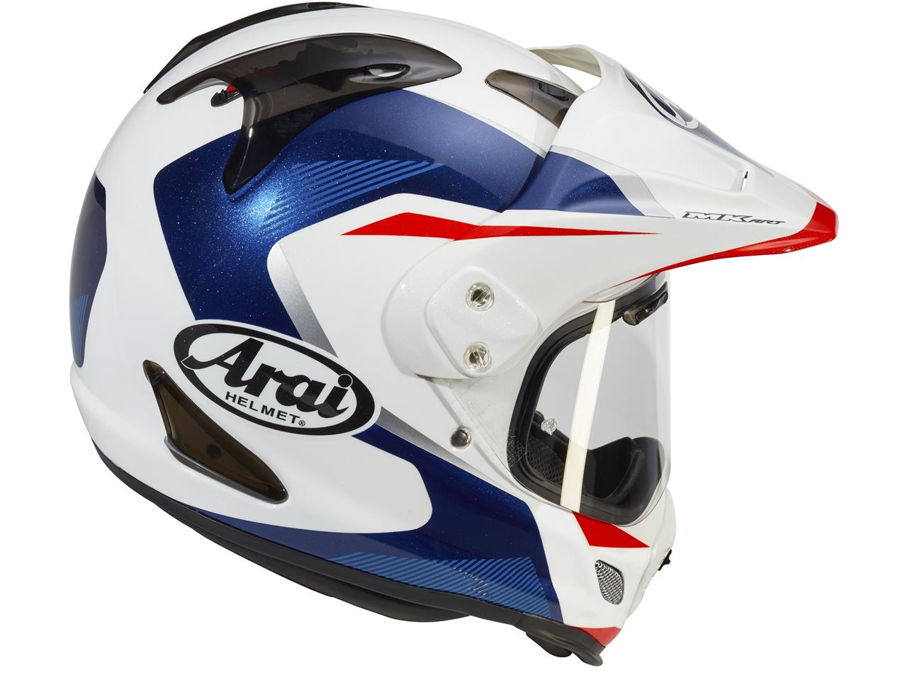 Casque ARAI Tour-X4 Break Blue taille XS