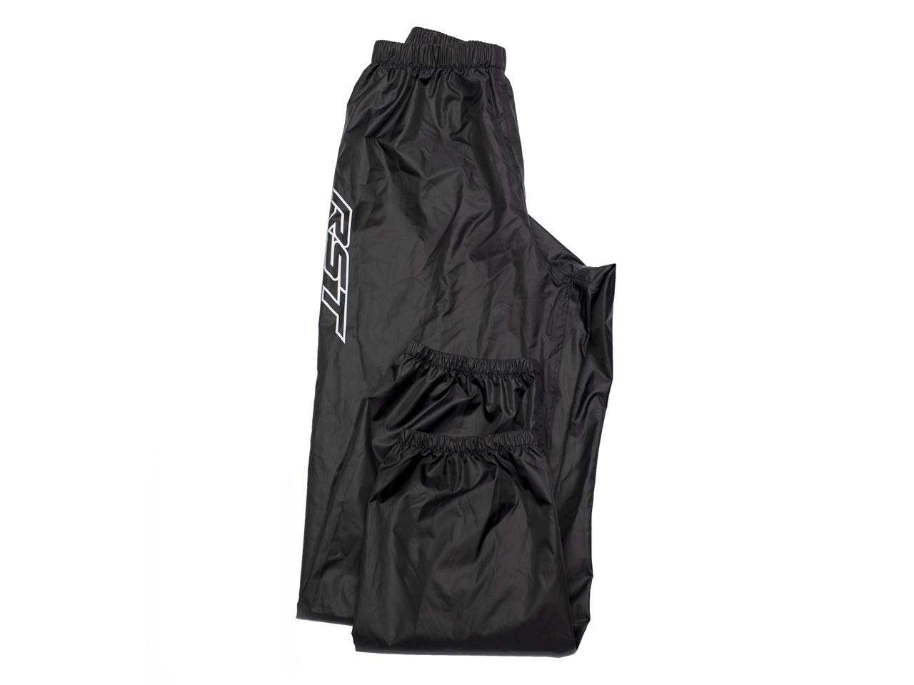 Pantalon pluie RST Lightweight noir taille 3XL