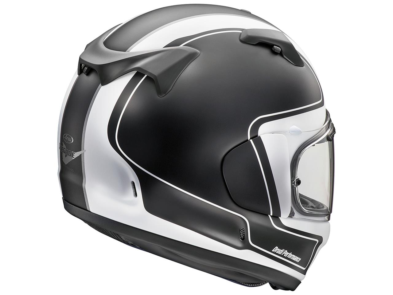 Casque ARAI Renegade-V Outline Black taille M