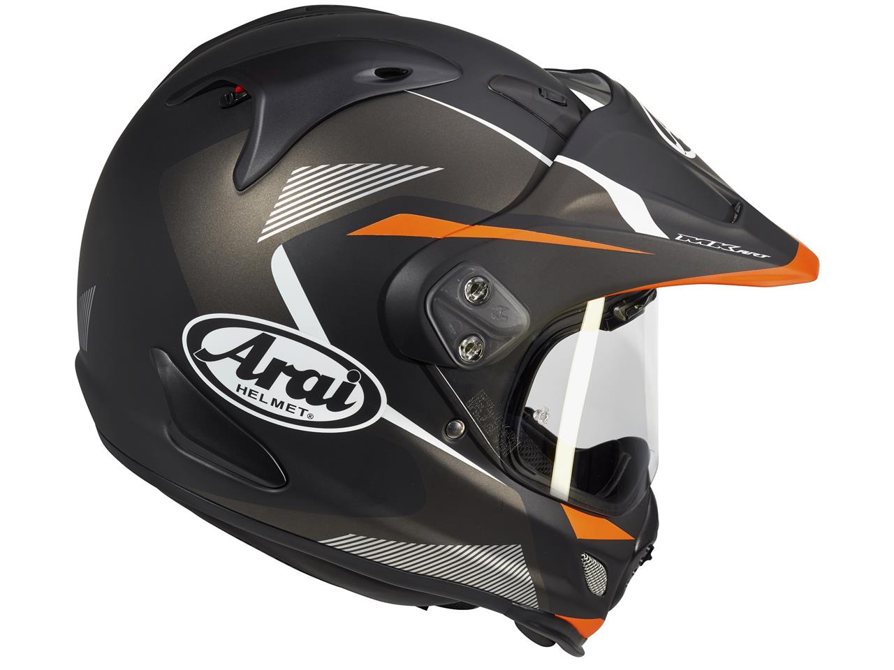 Casque ARAI Tour-X4 Break Orange taille XXL