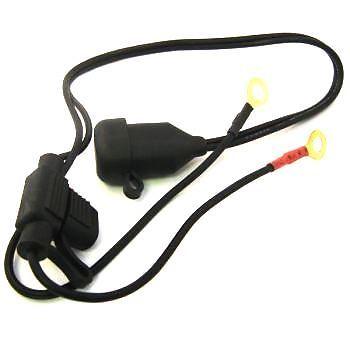 Câbles fixe sur batterie OXFORD Optimser/Maximiser