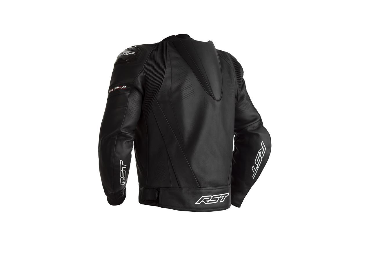 Blouson RST Tractech EVO 4 CE cuir noir taille 5XL homme