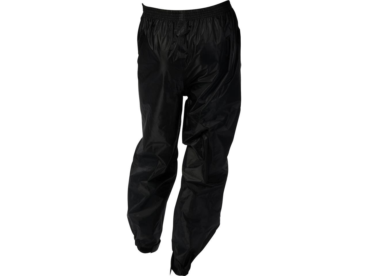 Pantalon de pluie OXFORD noir taille 4XL