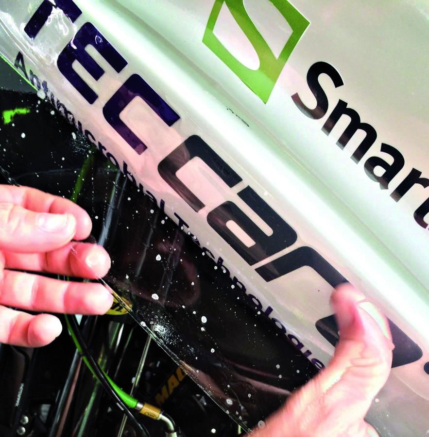 Seconde peau R&G RACING transparent Honda CBR1000RR-R