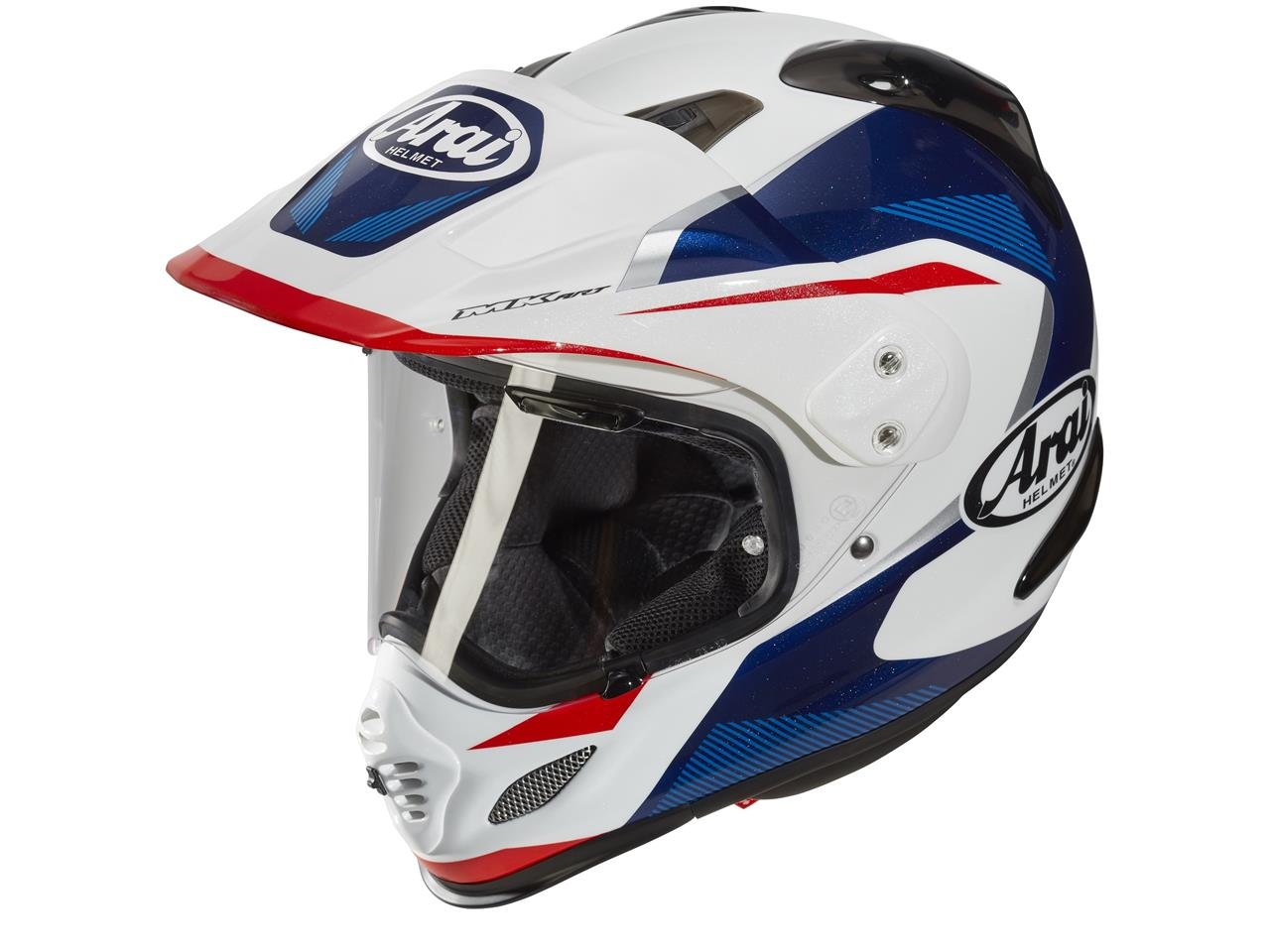 Casque ARAI Tour-X4 Break Blue taille S