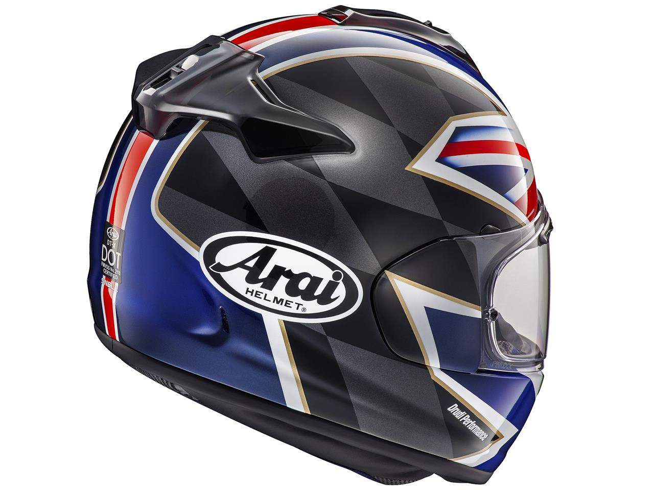 Casque ARAI Chaser-X League UK taille XXL