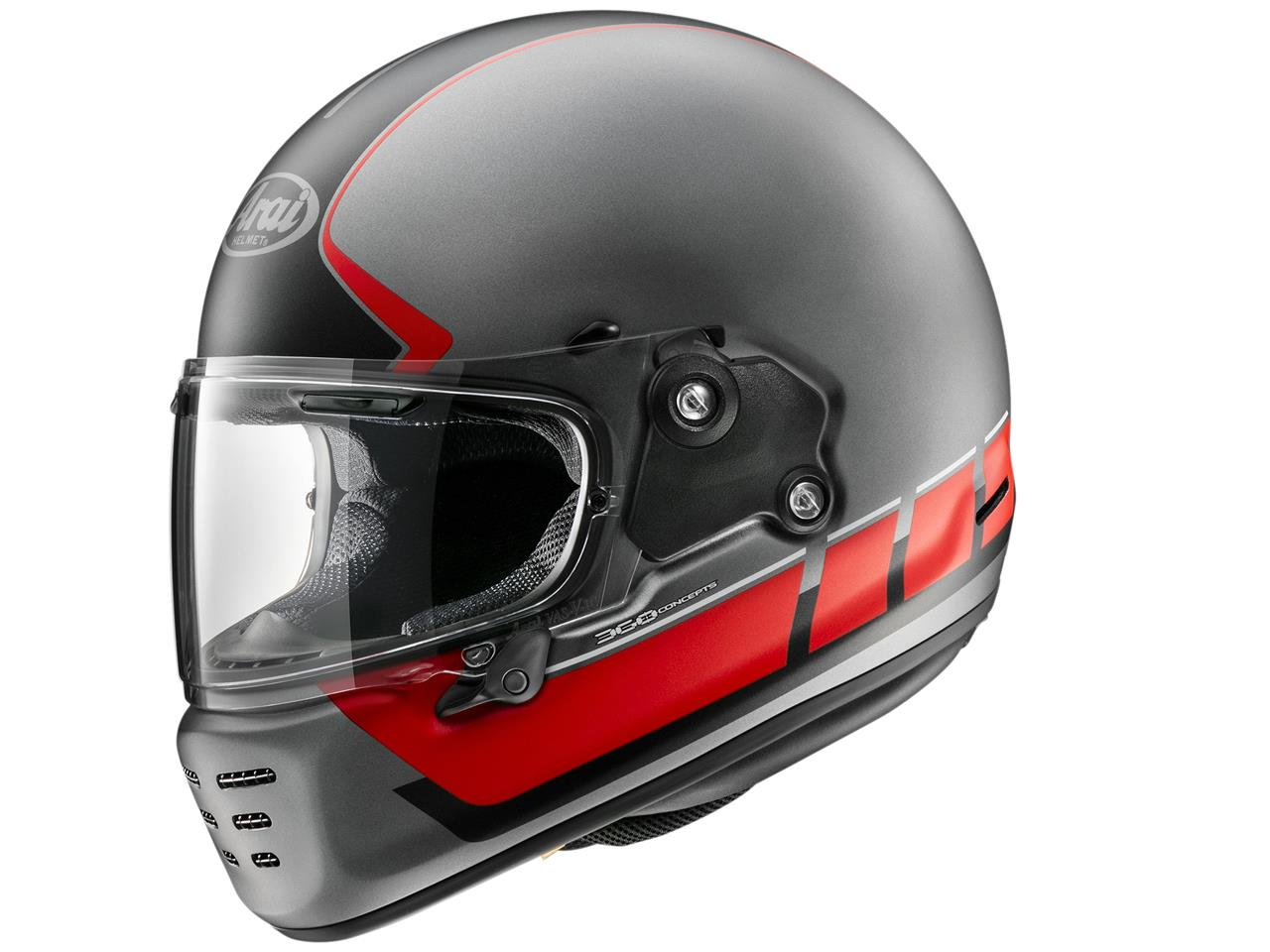 Casque ARAI Concept-X Speedblock Red