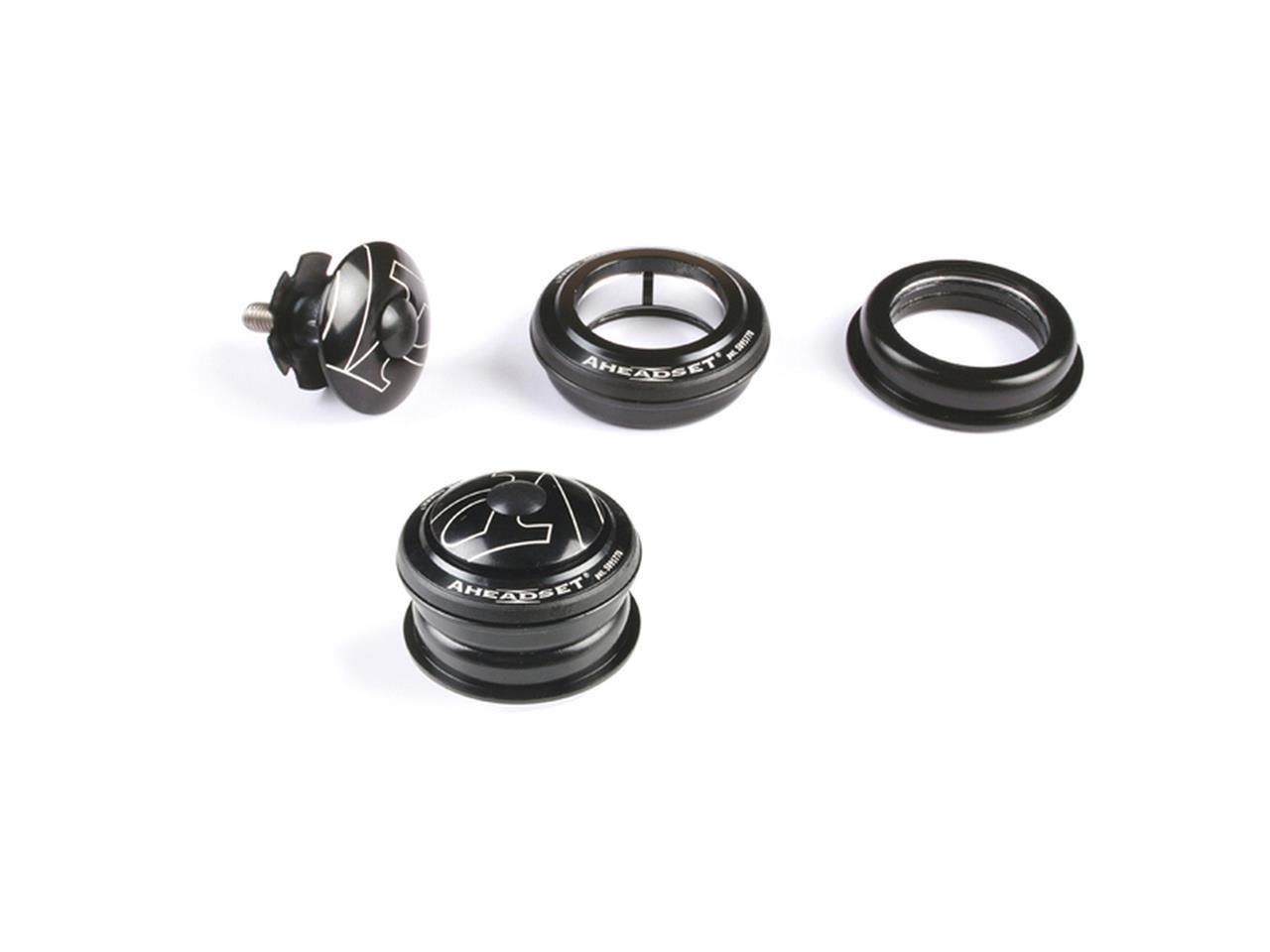 Jeu de direction vélo VP COMPONENTS semi-integré - aluminium noir Ø28,6 x 41,4mm