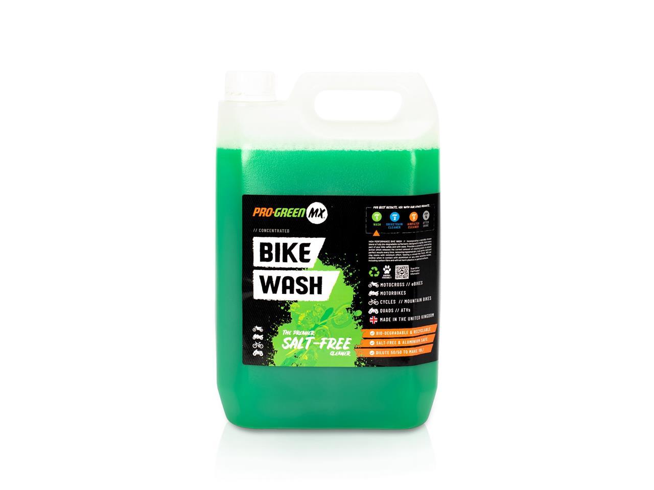 RISK MX BIKE WASH