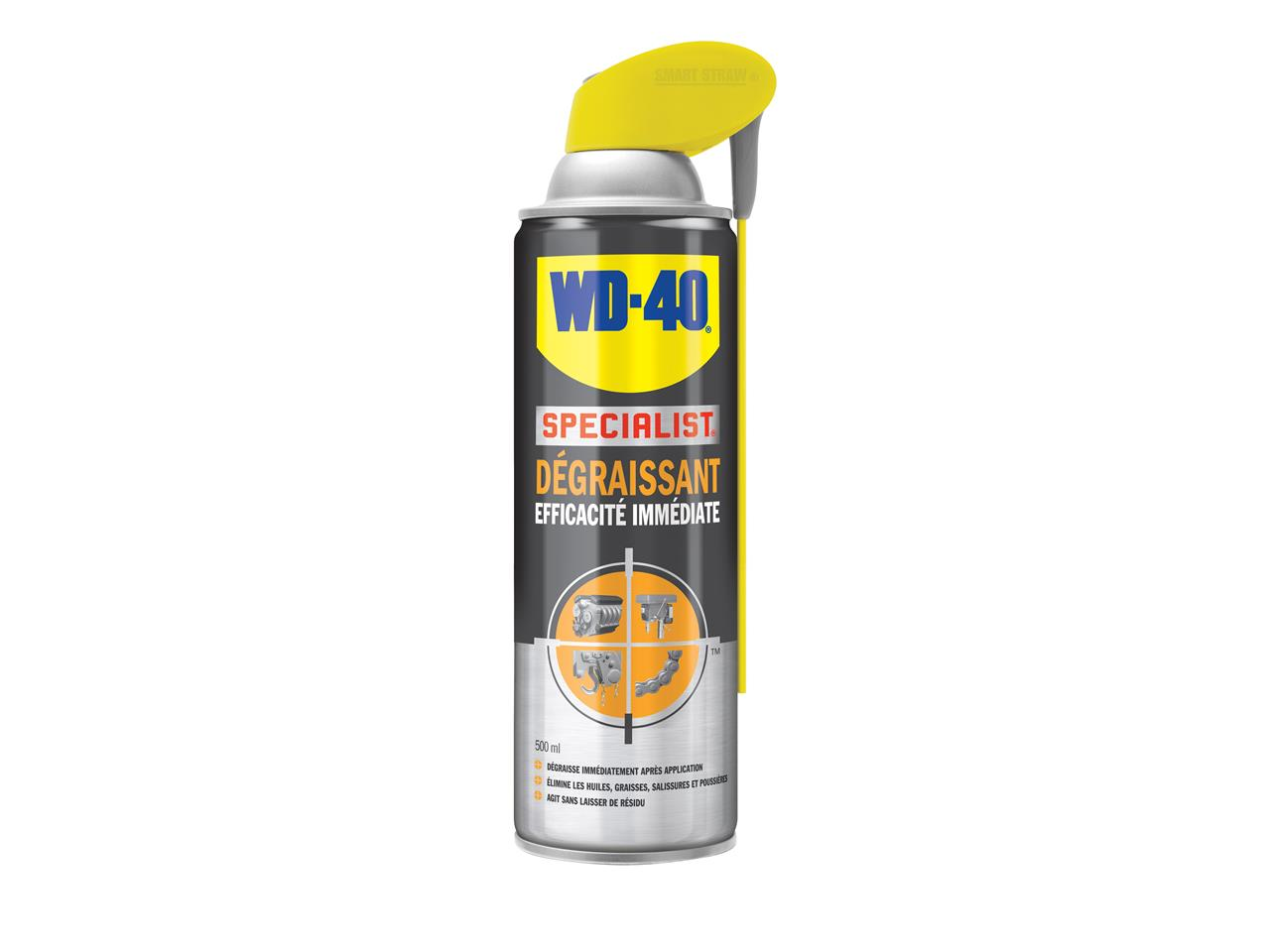 WD-40 GREASE REMOVER