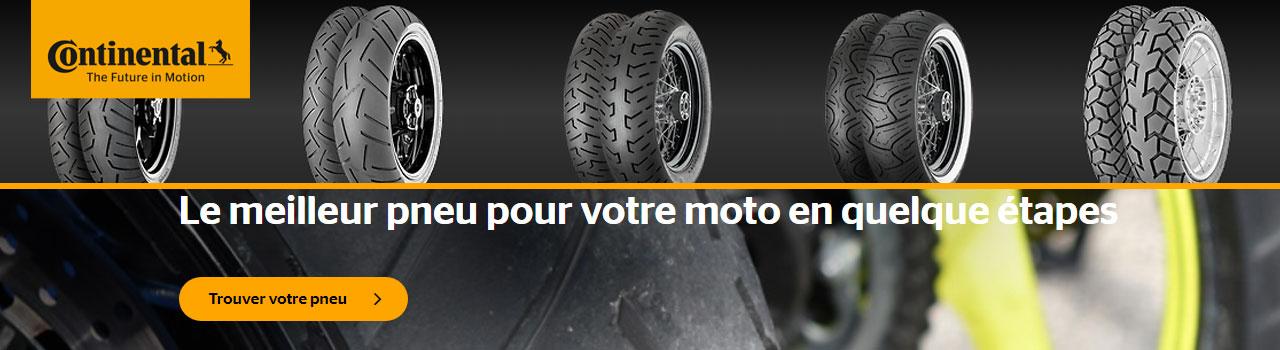 le meilleur pneu en quelques étapes