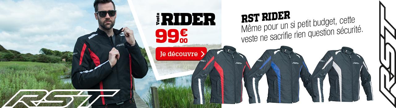 Veste textile RST Rider