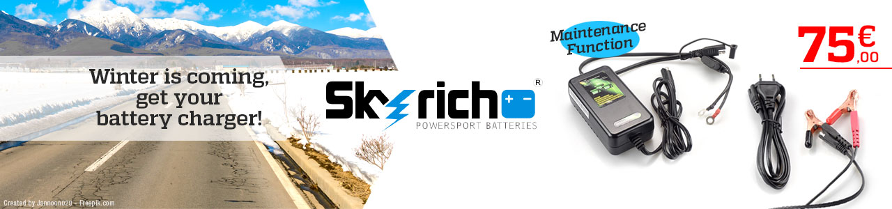 Skyrich Charger