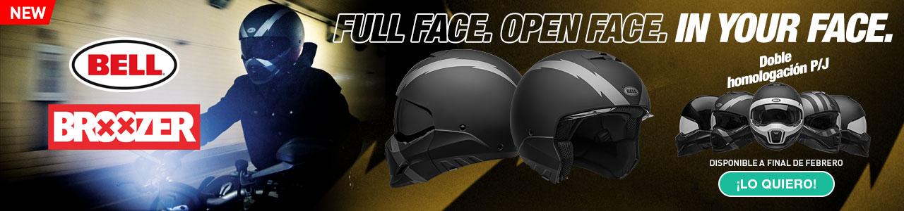 News - Bell - Helmet Broozer - ES #1