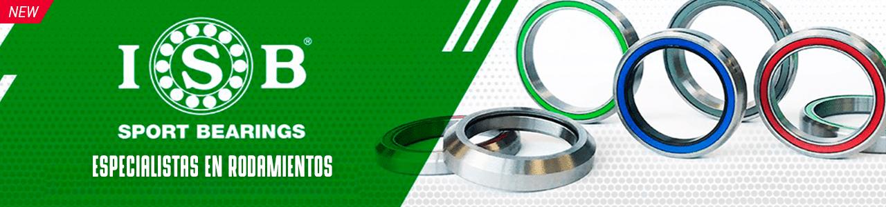 Launch - ISB - Sport Bearings - ES #3