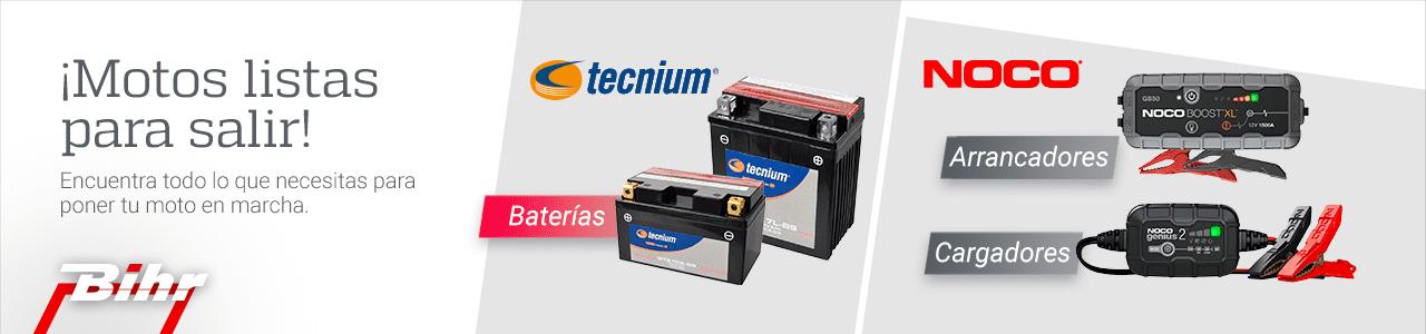 News - Noco/Tecnium - Baterias-cargadores-arrancadores - ES #1