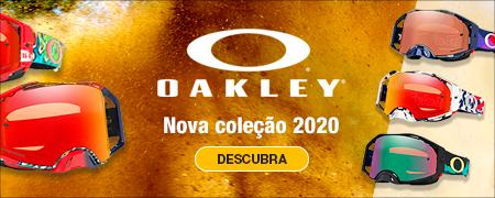 Oakley, nova coleção 2020 de googles