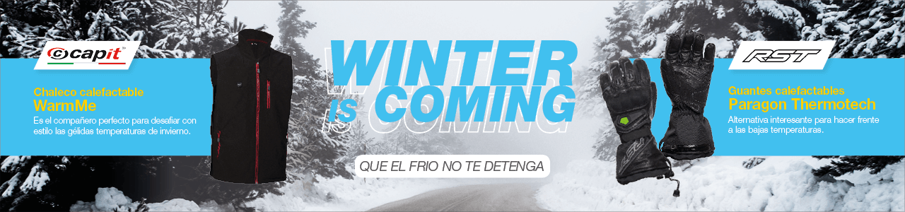 News - Capit/RST - WInter is coming - ES #3