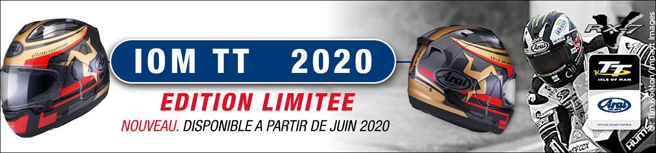 ARAI IOM TT 2020
