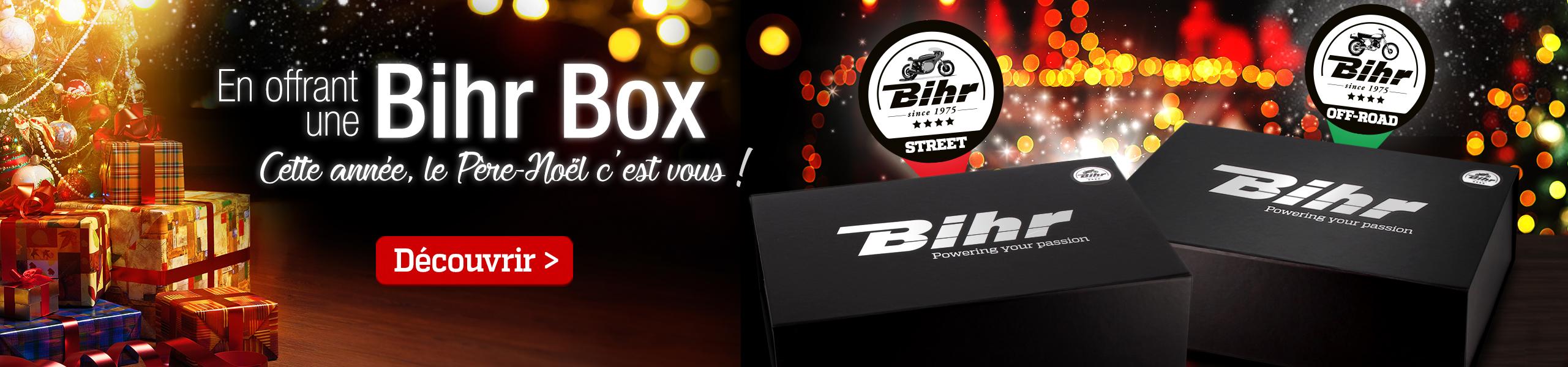 BIHR Box de Noël