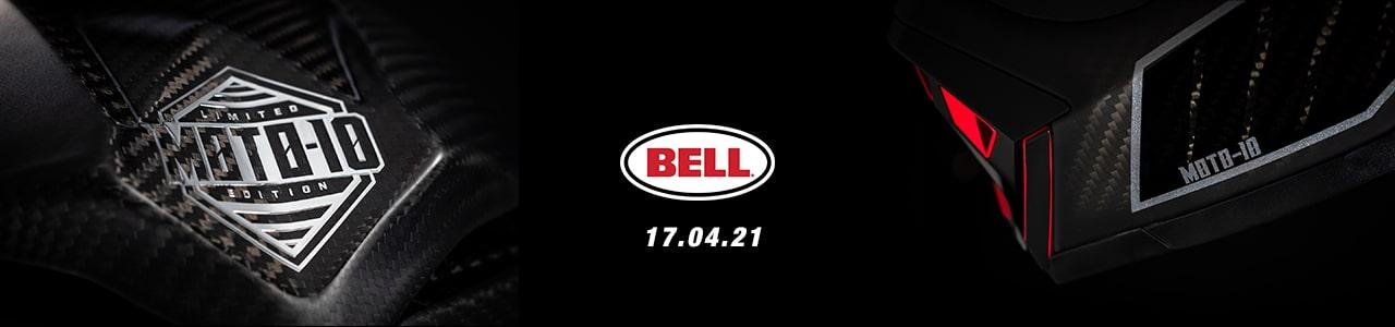 Launch - BELL - Moto 10 - EN #1