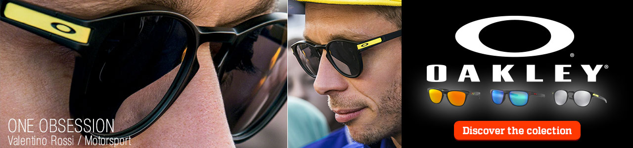 Discover the MotoGP Oakley Sunglasses