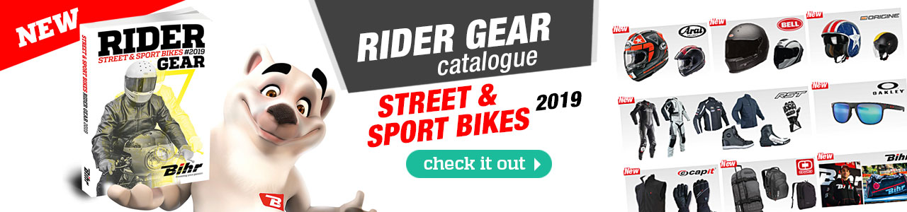 Street Rider Gear Catalogue