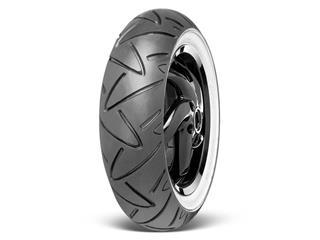 Tyre CONTINENTAL ContiTwist WW White wall 120/70-12 M/C 58P TL