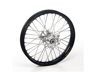 HAAN WHEELS Complete Rear Wheel 21x1,60 Black Rim/Aluminum Hub Suzuki