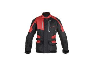 DOWNTOWN 2.0 MS LONG JKT BLACK/RED S/38