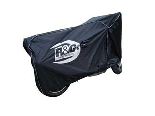 R&G RACING Universal Outdoor Bike Cover Black