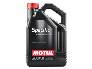 MOTUL Specific 506.01.506.00 503.00 Motor Oil SAE 0W30 100% Synthetic 5L