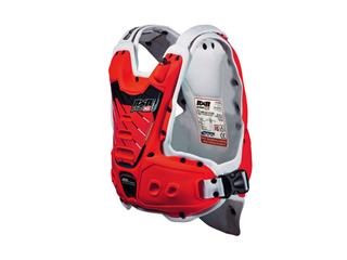 Strongflex LTD RXR Junior Air Chest Protector in Red