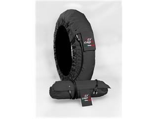 CAPIT Suprema Spina Tirewarmers Black Size M/XL