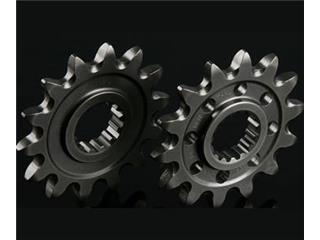 Renthal 14-tooth anti-mud sprocket for 520 Yamaha YZ-F250/W R-F250