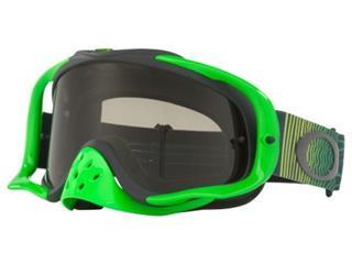 OAKLEY Crowbar Goggle Shockwave Green/Grey Dark Grey Lens