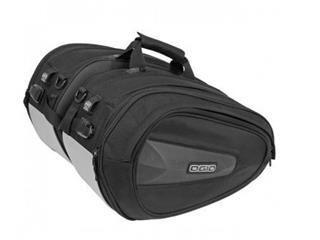 OGIO Black Saddle Bag