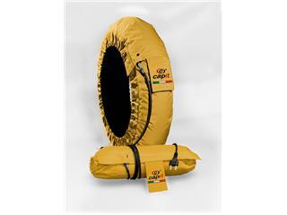 CAPIT Suprema Spina Tirewarmers Yellow Size M/L