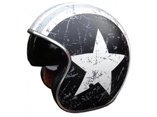 Origine Sprint Rebel Star Grey Helmet Grey/White L