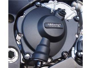 GB Racing clutch cover black Yamaha R1