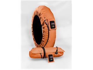 CAPIT Suprema Vision Tirewarmers Orange Size M/XL