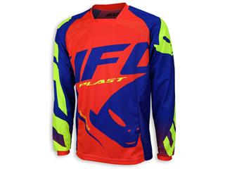 UFO Sequence Jersey Red/Blue Size L