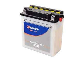 TECNIUM 12N5.5-3B Battery Conventional Delivered with Acid Pack