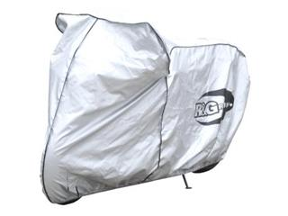 R&G RACING Universal Outdoor Bike Cover Silver