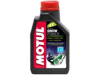 MOTUL Snowpower 2T Semi-synthetic Motor Oil 1L
