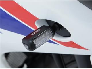 R&G RACING Aero LED Indicator Light Black Universal