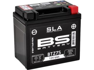 BS SLA BTZ7S / YTZ7-S / YTZ7S BATTERY