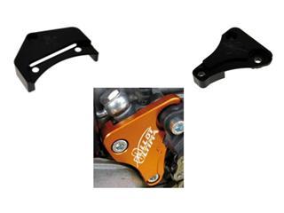 Alloy Ultima clutch slave guards orange KTM SX85