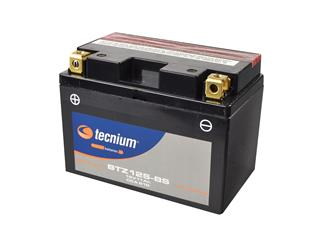 TECNIUM BTZ12S-BS Battery Maintenance Free Delivered with Acid Pack