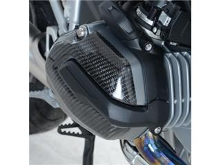 Right carbon / Kevlar® engine casing protection R&G RACING BMW R1200GS